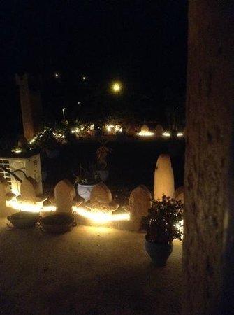 Dar Echchaouen : view from my room