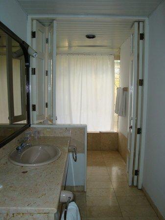 Hotel Moka las Terrazas: salle de bain