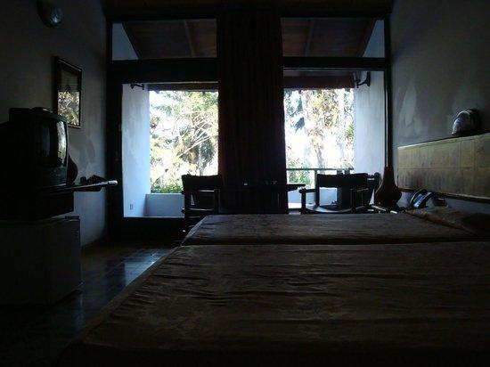 Moka Hotel: chambre
