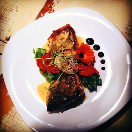 L'Atelier Gourmand Bistro: mon plat