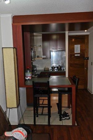 Chileapart.com: kitchen