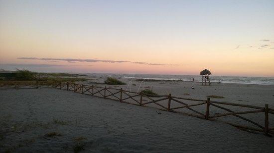 Bahia del Sol Hotel: La playa