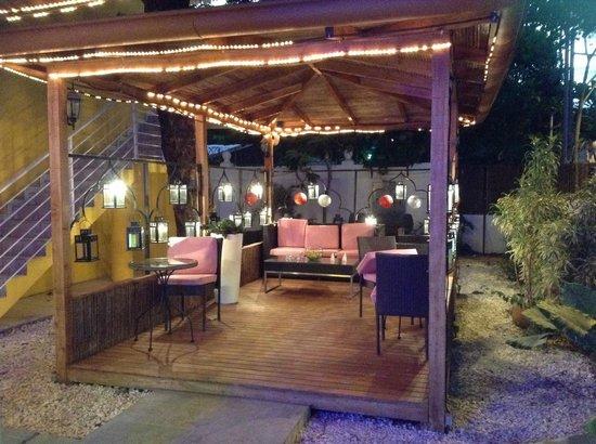 Toro Blanco Resort: Dining area