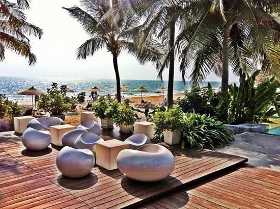 Veranda Resort and Spa Hua Hin Cha Am - MGallery Collection : Fin strand og basseng