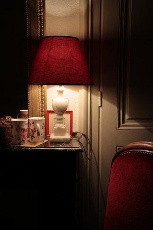 Chambre d'hotes L'Ambroise: Chambre