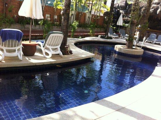Sunset Beach Resort: the pool