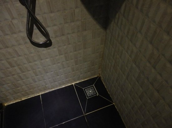 Venus Boutique Hotel : Quite a new hotel but the bathroom look dirty