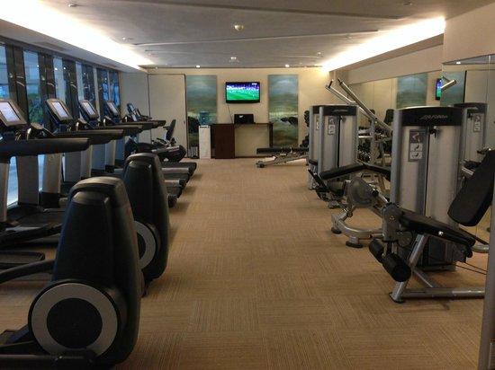 Ascott IFC Guangzhou: Gym