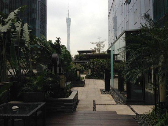 Ascott IFC Guangzhou: Garden on 6th Floor