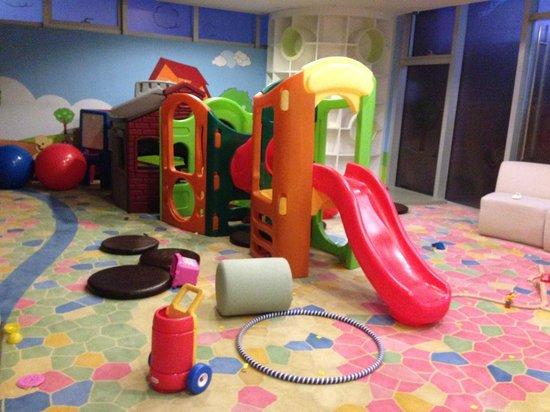Ascott IFC Guangzhou: Indoor Children Playground