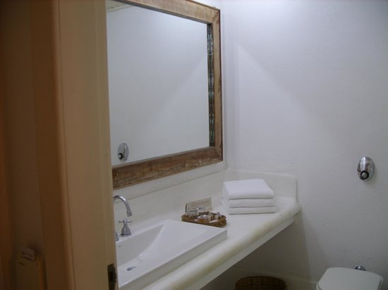 Arraial D'Ajuda Eco Resort: banheiro clean
