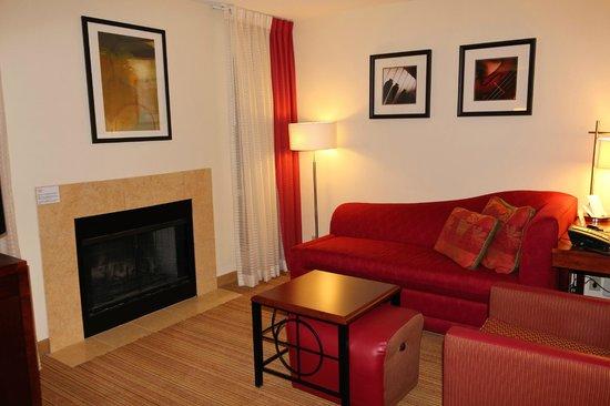 Residence Inn Tempe: room