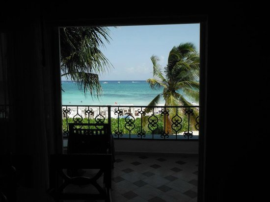 The Royal Playa del Carmen : Oceanfront suite