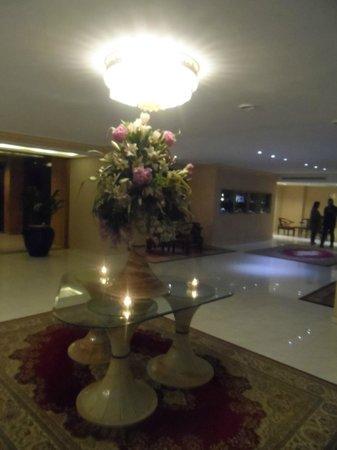 Amman International Hotel : Saguão do hotel