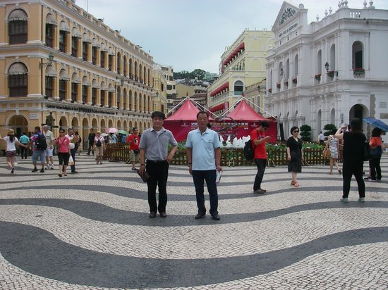 Largo do Senado (Senado Square) : セナド広場