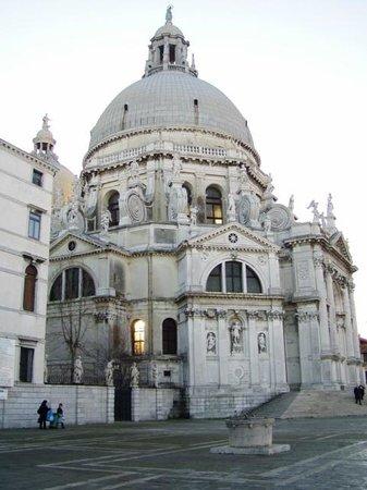 Basilica di Santa Maria della Salute: Santa Maria della Salute a Venezia