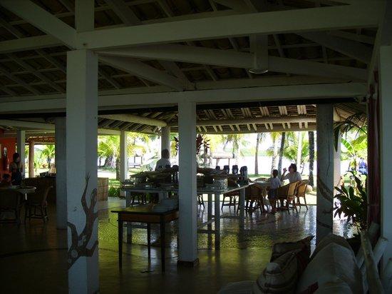 Arraial D'Ajuda Eco Resort: excelente cafe da manha