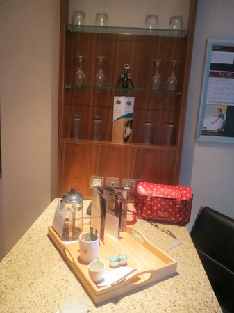 Staybridge Suites Newcastle: Time for a drink