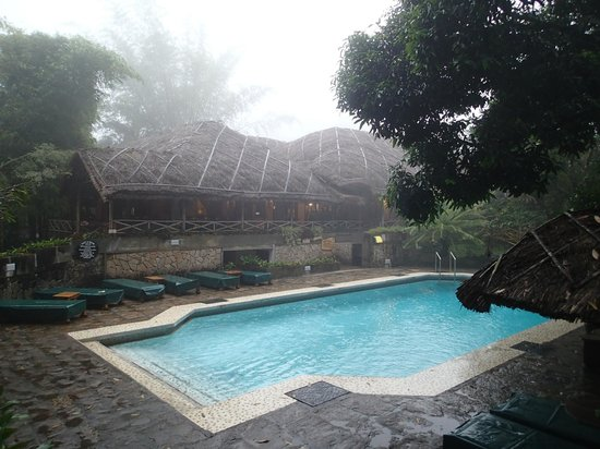 Spice Village: Pool and Restaurant