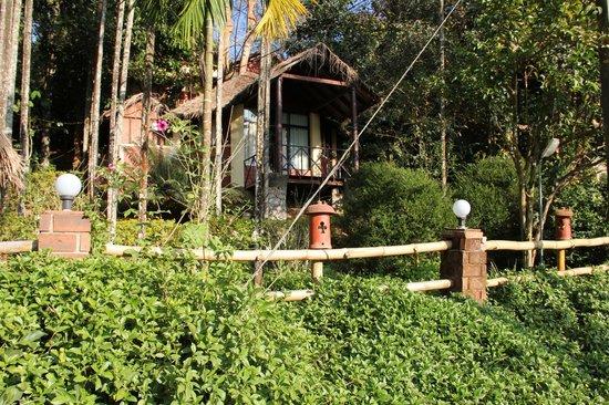 Wynberg Resorts: Hotelgelände von außen