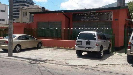Estilo vintage Picture of La Casa de mi Abuela Quito TripAdvisor