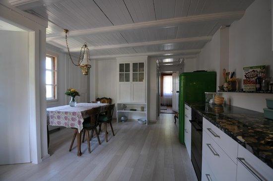 Ruderswil, Suiza: Küche/kitchen