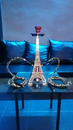 BLUE MAGIC: Shisha tour effet