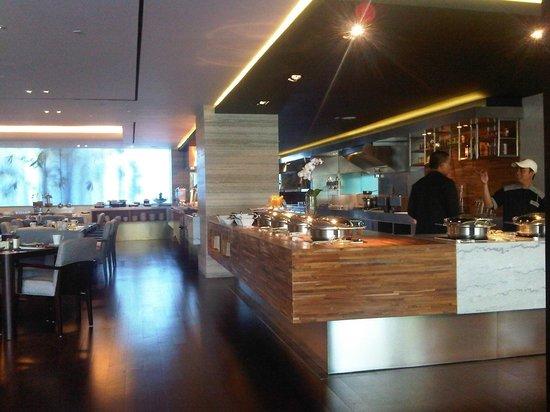 Le Buffet Picture Of Hotel Kristal Jakarta Tripadvisor