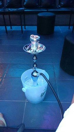 BLUE MAGIC : Shisha menthe glacée