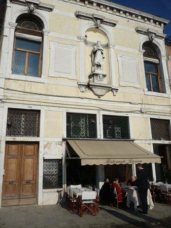 Ristorante Riviera, Venise.