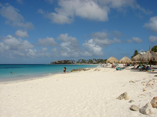 Tamarijn Aruba All Inclusive: beach
