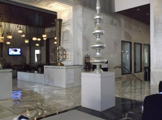 ITC Mughal, Agra: More lobby areas