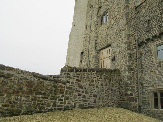 Roch Castle Hotel: Castle outside