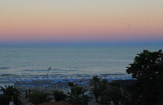 Hotel Beach: panorama dalla camera
