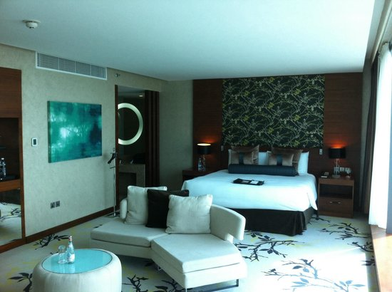 Fairmont Bab Al Bahr : Room 209 deluxe (very spacious)