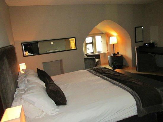 Roch Castle Hotel: Super King Room