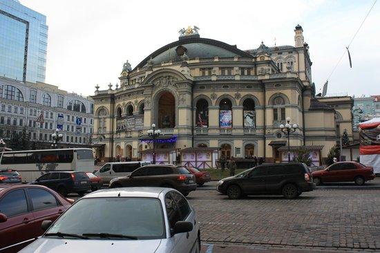 National Opera House of Ukraine: театр
