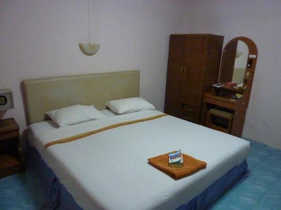 Blue Bayou Bungalow: notre chambre