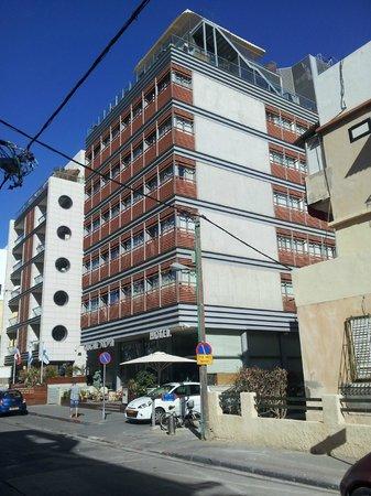 Hotel Gilgal: bild på hotellet