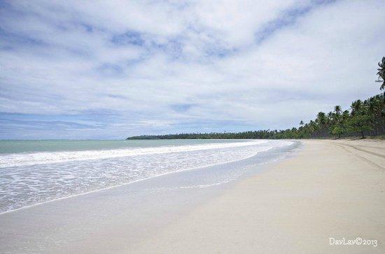Garapua Beach: Praia Garapuá