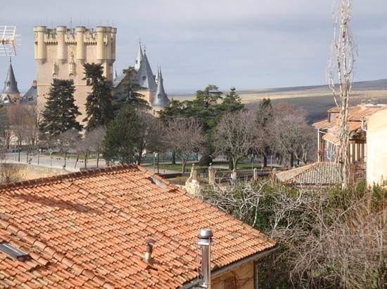Hotel Don Felipe: Alcazar Segovia