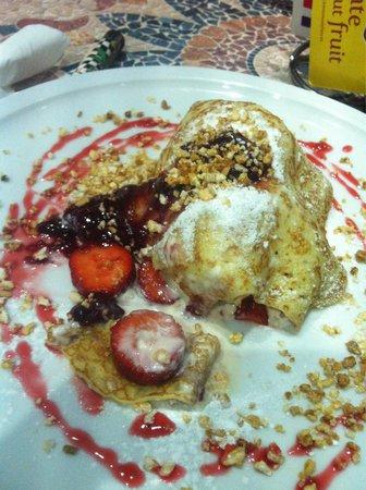 Café Sol Y Luna: Una imagen vale más q mil palabras.... Delicioso !!!