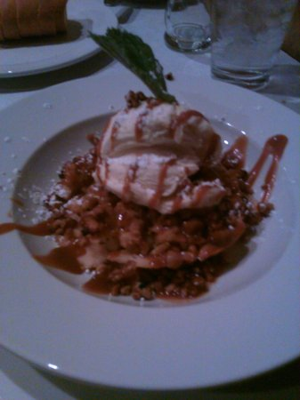 The Bistro of Green : Apple Cobbler-Yum!