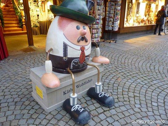 Oberammergau Church: кто я?