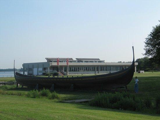 Musée des navires vikings de Roskilde : музей