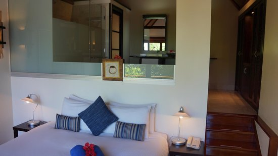 Royal Davui Island Resort : Master bedroom