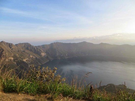 Biking Dutchman : Quilotoa Lake