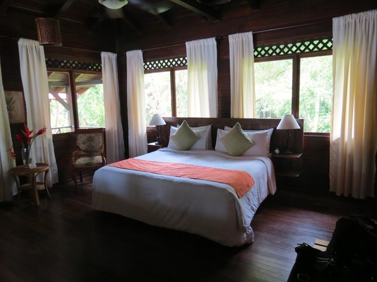 Tortuga Lodge & Gardens: Room.