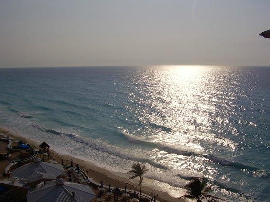 The Ritz-Carlton, Cancun: Morning view