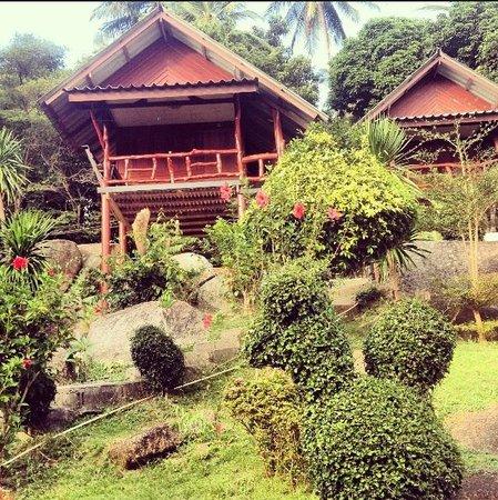 Tanouy Gardens
